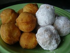 Mennonite Girls Can Cook: Cake Donut Holes