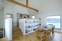 Deck House - Rural Design Architects - Isle of Skye and the Highlands and Islands of Scotland