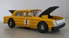 auto modellbaus: Ford Falcon TC (1965 - 1969) - Buby 1:40 (1969) (Variante)