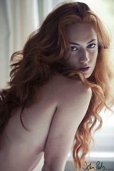 Ginger Beauty...