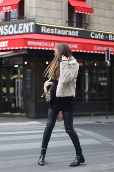 L'insolent . 17eme . Paris