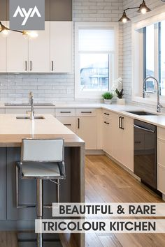Urban Kitchen, Kitchen And Bath, New Kitchen, Kitchen Gallery, Windermere, Kitchen Cabinetry, Beautiful Space, Appliance, Laundry Room
