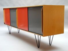 60s sideboard