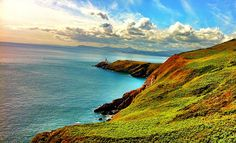 Howth lighthouse, Ireland. Image by Natalie Harrower.