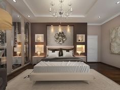 Дизайн спальни от студии ZANKO www.zanko-design.pro