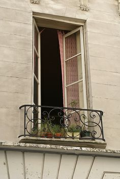 replace a window with french doors and railing