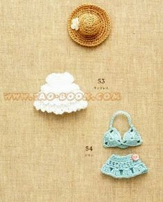 miniature crochet | Etichette: uncinetto