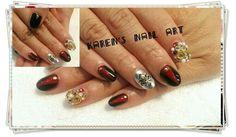 Nail art by Karen