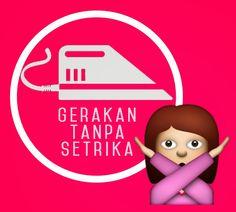 annisast.com: Ayo Ikutan Gerakan Tanpa Setrika!