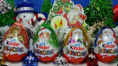 Christmas surprise eggs 2015 #6, Kinder surprise eggs christmas for Boys - överraskning ägg  https://www.youtube.com/watch?v=6cSDHURLjrs https://www.youtube.com/playlist?list=PLo-gkXAja-svZaRFyo7F2gWiDYNaDKJlt https://www.youtube.com/playlist?list=PLo-gkXAja-sum_97nGaa89SZXX1ArXgSN