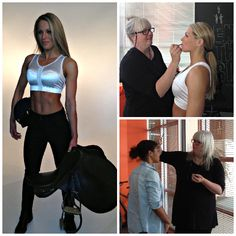 Enell Sports Bras: Behind the Scenes: Photo Shoot