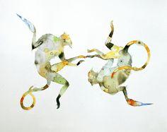 Watercolor by ALEXIS LAGO