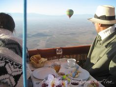 Enjoy a private flight in a hot air balloon as you soar above Marrakech while taking in breathtaking views. Fly over the wide open tranquil deserts and the small local villages while enjoying breakfast, champagne, and a Moroccan pastry in the sky. Marrakech, Private Flights, Balloon Flights, Morocco Travel, Travel Videos, Hot Air Balloon, Luxury Travel, A Team, Images