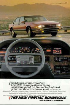 1987 Pontiac Bonneville