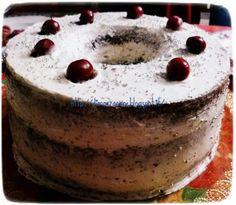... | Chiffon cake, Chocolate chiffon cake and Lemon chiffon cake