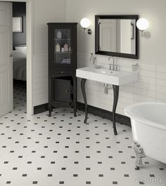 """Octagon Blancomate - tiles are too small at 8"""" x 8"""". we need 10"""" or 12"""""""