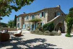 Le Mas de l'Ange, Provence, France - Hugues BOSC Architecte