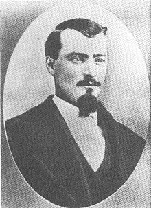 "Frank McLaury (March 3, 1848 - October 26, 1881) was a ranch hand of the Old West. He is best known for being a member of group of outlaw Cowboys that faced off against lawmen Wyatt, Virgil and Morgan Earp in the Gunfight at the O.K. Corral in the boomtown of Tombstone, Arizona Territory during which he was killed. Although he has been dubbed a gunfighter by some accounts, he was not. Frank stood at 5'4"" . Brother Tom at 5' 3"". The Gunfight at the O.K. Corral is believed to have been his only vi"