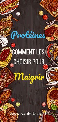 Protéine, comment les choisir pour maigrir-min