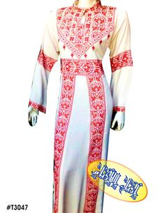 White Thoub dress,Made out of high quality Crepe fabric,