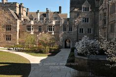 Yale University Campus, New Haven, CT. Check.