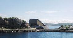 Gallery of Snøhetta Unveils Designs for Europe's First Underwater Restaurant - 3