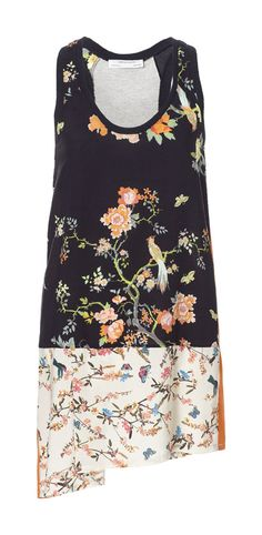 Image 5 of FLORAL PATCHWORK DRESS from Zara