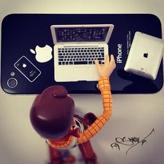 #Woody #Animation #iPhone :D