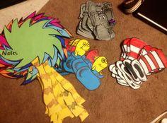 Dr. Seuss Door Decs