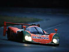 Mazda 787B at Le Mans, 1991