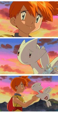 I still can't get over the fact Togetic is not with Misty