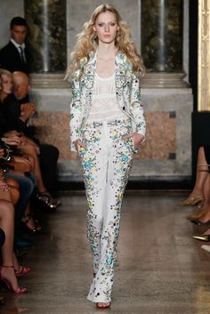 Emilio Pucci Spring/Summer 2015 Ready-To-Wear Collection | British Vogue