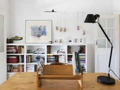 art display n decor on the wall - cool ! - Stalking leftovers from mybed - desire to inspire - desiretoinspire.net