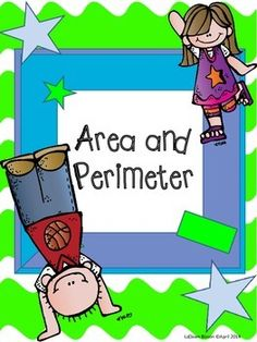 This file contains two printables to give students practice finding the perimeter and area of given shapes.  It is appropriate for 3rd, 4th, and 5th grades.
