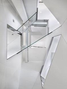 Lower Manhattan Penthouse David Hotson Architect