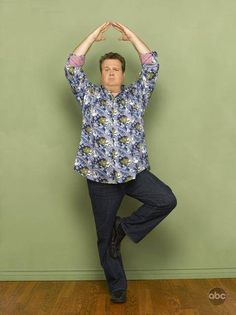 Cam from Modern Family! He is expressive, emotional, compassionate, prone to flip out, a good listener, healthily narcissistic - overall I <3 his character in this show