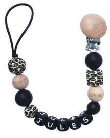 Speenkoord met naam   Lovelinn Teething Necklace, Beaded Bracelets, Jewelry, Jewlery, Jewerly, Pearl Bracelets, Schmuck, Jewels, Jewelery