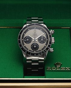 Rolex Ref. 6264 Paul Newman Steel