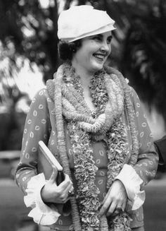 American socialite and Woolworth heiress Barbara Hutton (1912 - 1979), said to be the richest woman in the world.