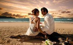 Casamento na Praia - http://dicasdemulheres.com/casamento-na-praia-2/