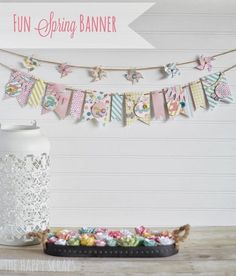 Fun Spring Banner