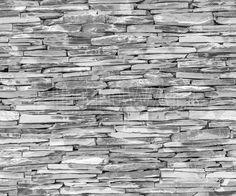 Stone Wall - Granite - Fotobehang