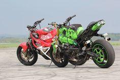 Sick stunt bikes
