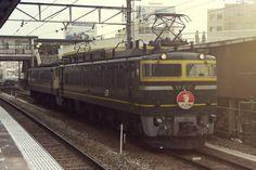 ♪ EF81 43(シュプール)+EF65PF KG写真 ♪_画像1