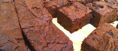 Sweet Potato Brownies (They're Gluten-Free!) - mindbodygreen.com Nut free too. Only has 1 egg which is easy to replace.