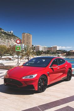 Tesla Model S - Such an impressive and innovative design. American made and surpasses all modern vehicle technology.