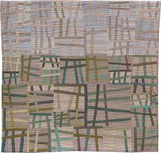 Structures 26: Lisa Call: Fiber Wall Art   Artful Home