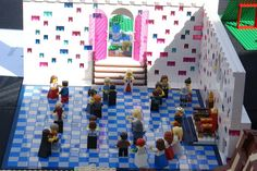 Cinderella at the Ball :: LEGO creations. Cinderella at the Ball: a before and after look Lego Creations, Cinderella, Fun, Hilarious