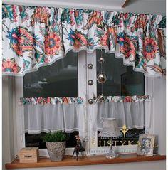 Kitchen Valances, Valance Curtains, Home Kitchens, Household, Shabby Chic, Interior Design, Home Decor, Decoration Home, Home Decoration