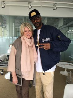 Martha and Snoop 5-2-16
